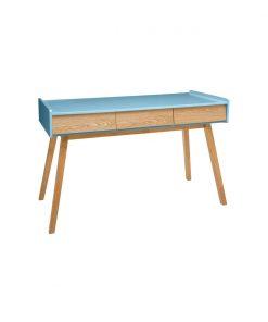 Consola-birou JJA Lavo albastra