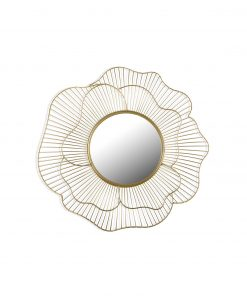 Decoratiune cu oglinda Versa Petal