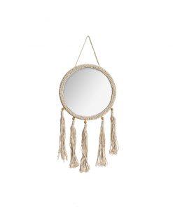 Decoratiune de perete cu oglinda JJA Corde