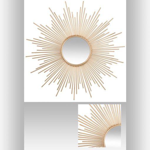 Decoratiune de perete cu oglinda JJA Hender