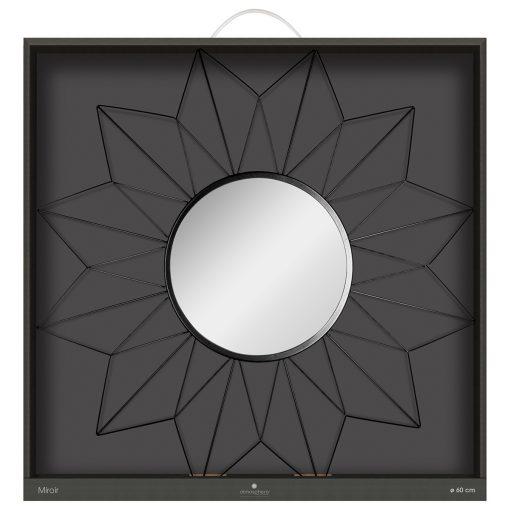 Decoratiune de perete cu oglinda JJA Star S2