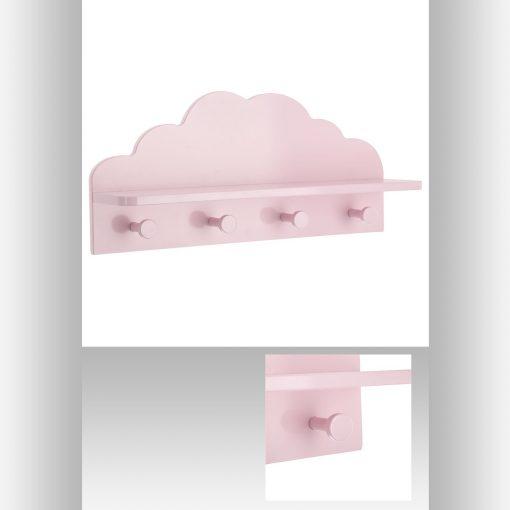 Cuier JJA Cloud Roz