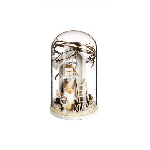 Decoratiune de Craciun clopot JJA Bell M1