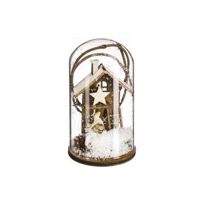 Decoratiune de Craciun clopot JJA Bell M3
