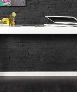 Birou Invicta Shelf alb
