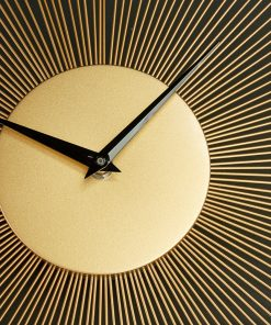 Ceas de perete Invicta Infinity 50cm gold