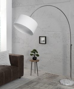 Lampadar Invicta Big Bow White