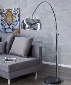 Lampadar Invicta Bow II Chrome