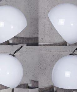 Lampadar Invicta Bow II White