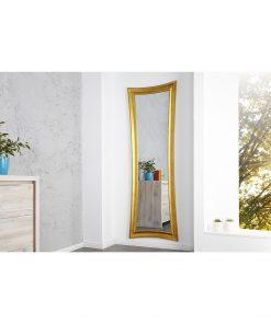 Oglinda Invicta Skinny 180cm gold
