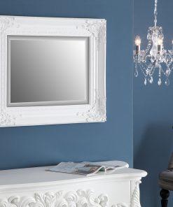 Oglinda Invicta Speculum 55cm alba