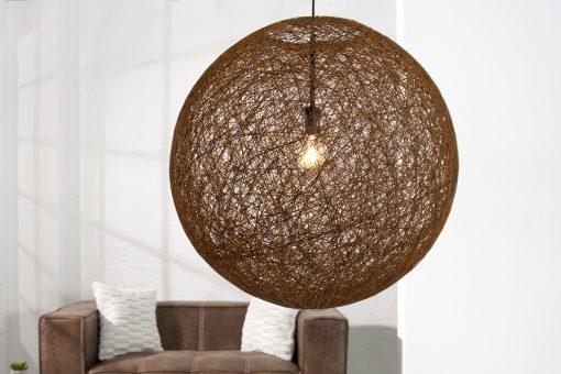 Pendul Invicta Cocooning maro 60 cm