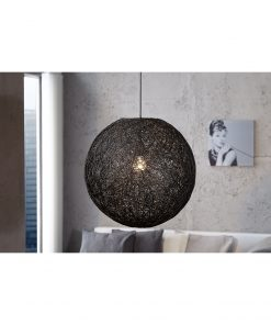 Pendul Invicta Cocooning negru 35 cm