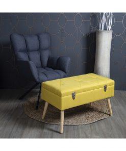 Bancheta CMP Suitcase 2 galbena