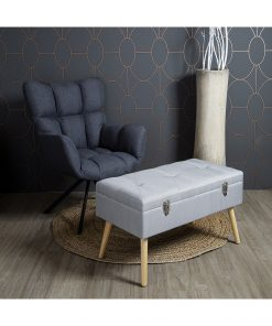 Bancheta CMP Suitcase 2 gri deschis