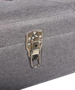 Bancheta CMP Suitcase 2 gri