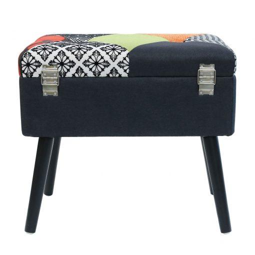 Bancheta CMP Suitcase Patchwork