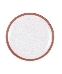 Farfurie 20.5cm CMP Market alba