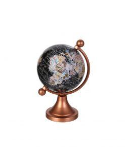 Glob Geografic CMP Map cupru