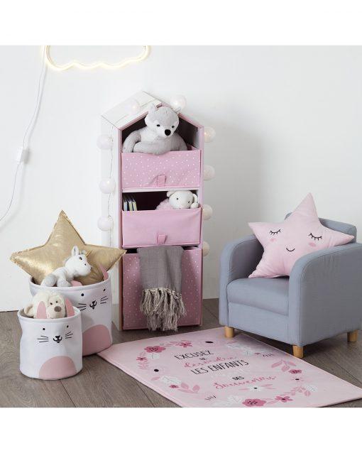 Dulap copii JJA Chopy M1 roz