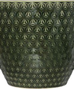 Set 3 ghivece JJA Niva verde