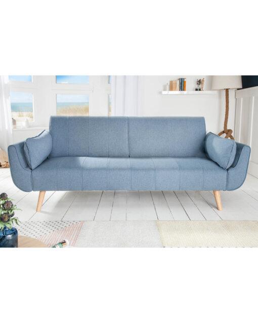 Canapea extensibila Divani blue