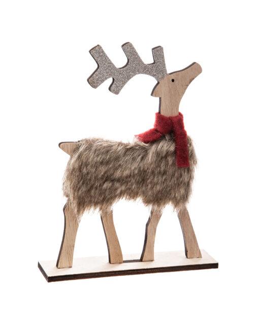 Decoratiune Craciun JJA Reindeer New 1