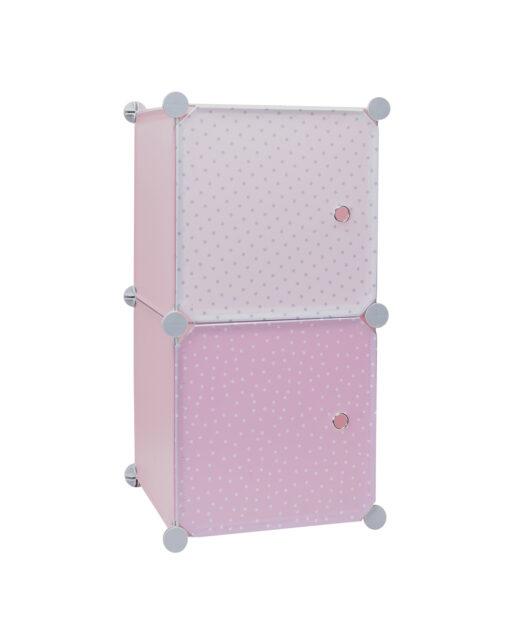 Cuburi modulare pentru depozitare copii CMP Modular 2