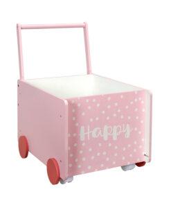 Cutie depozitare copii CMP Happy rose