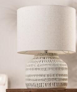 Lampa Invicta Terracotta 47cm