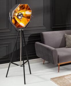 Lampadar Invicta Studio Photo gold