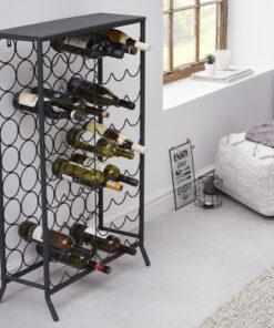 Stand vin Invicta Shelf 100cm