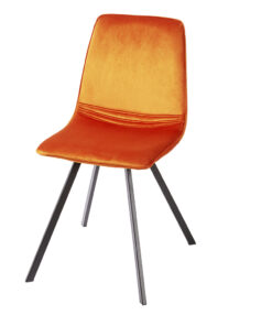Scaun Invicta Amsterdam orange
