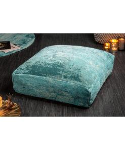 Taburet podea Modart turquoise